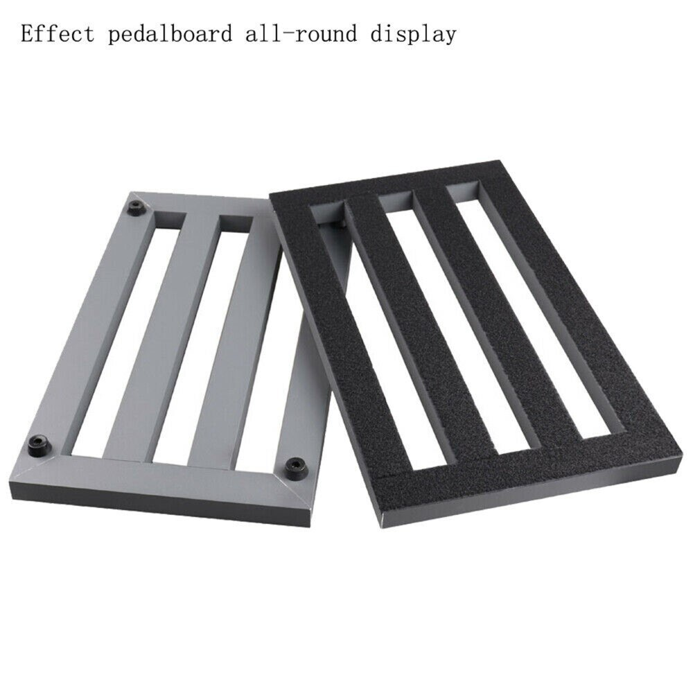 guitar-effects-pedalboard-alloy-pedal-board-with-hook-and-loop-straps-musical-instruments-accessories-for-guitar