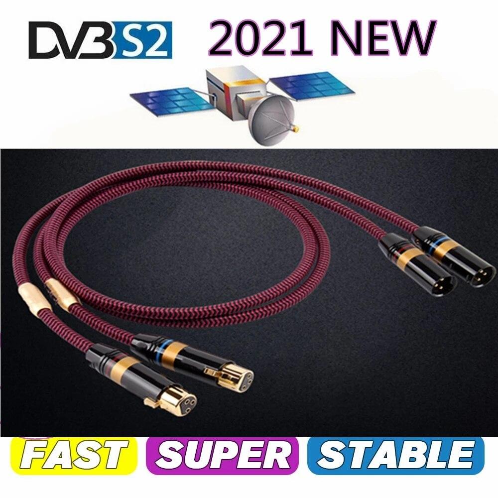 Europe Poland Spain stable fast receiver av cable for v8x v8 nova v7s