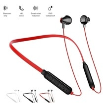 Bluetooth Earphones Wireless Headphone Stereo Sports Waterproof Earbuds Headsets With Microphone For
