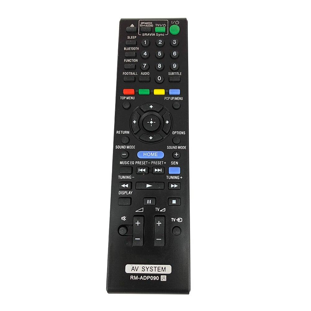 REPUESTO nuevo para Sony RM-ADP090 sistema AV control remoto para BDV-E2100/E3100 HBD-E2100/E3100...