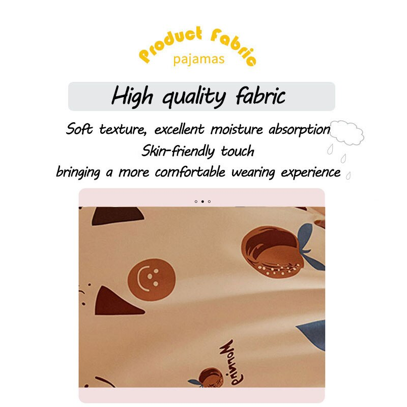 2PCs/Set Printed Maternity Nursing Sleepwear Breastfeeding Nightwear for Pregnant Women Pregnancy Breast Feeding Pajamas Suits enlarge