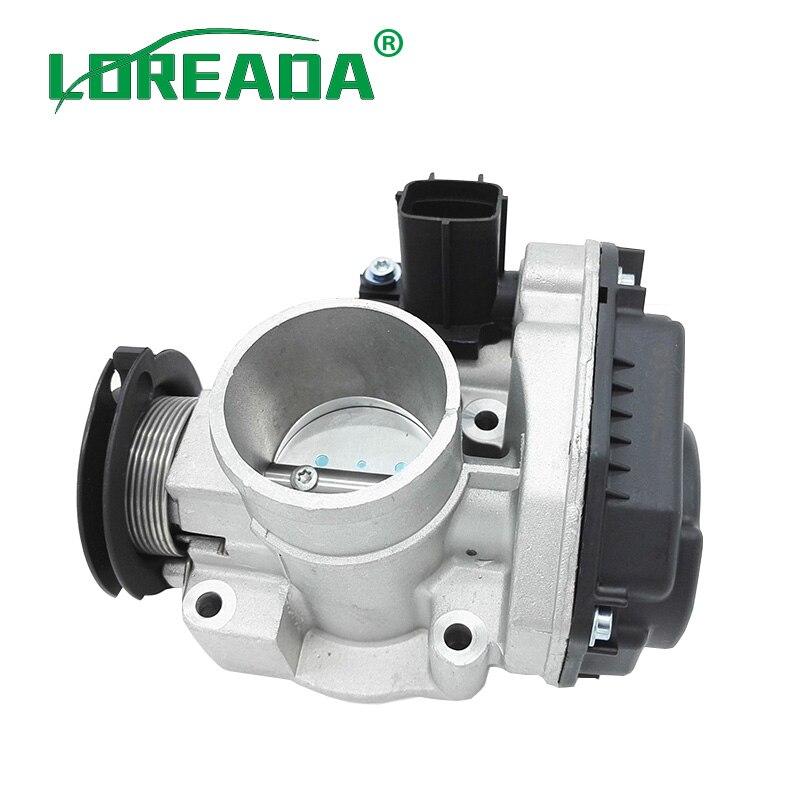 LOREADA 96439960 96611290 Conjunto Do Corpo Do Acelerador Serve Para Deawoo Matiz Chevrolet Spark M200 1.0