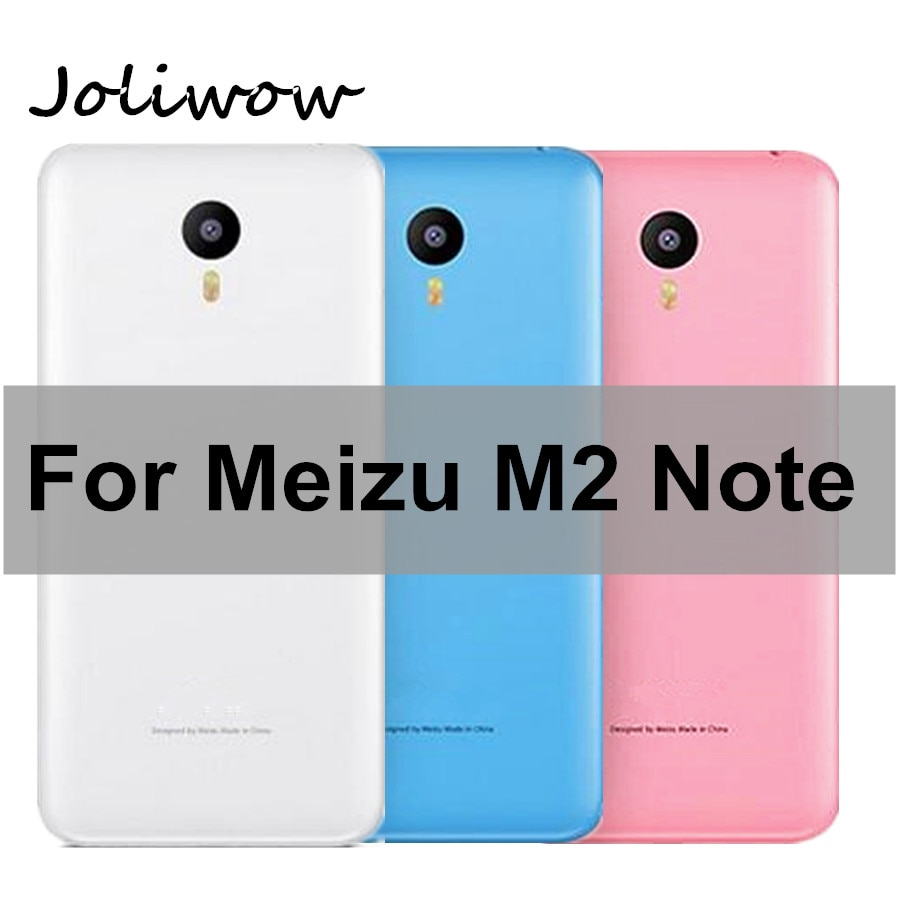 For Meizu M2 Note Battery Cover Door case Housing Replacement Camera Lens+ Buttons for MEIZU Note 2