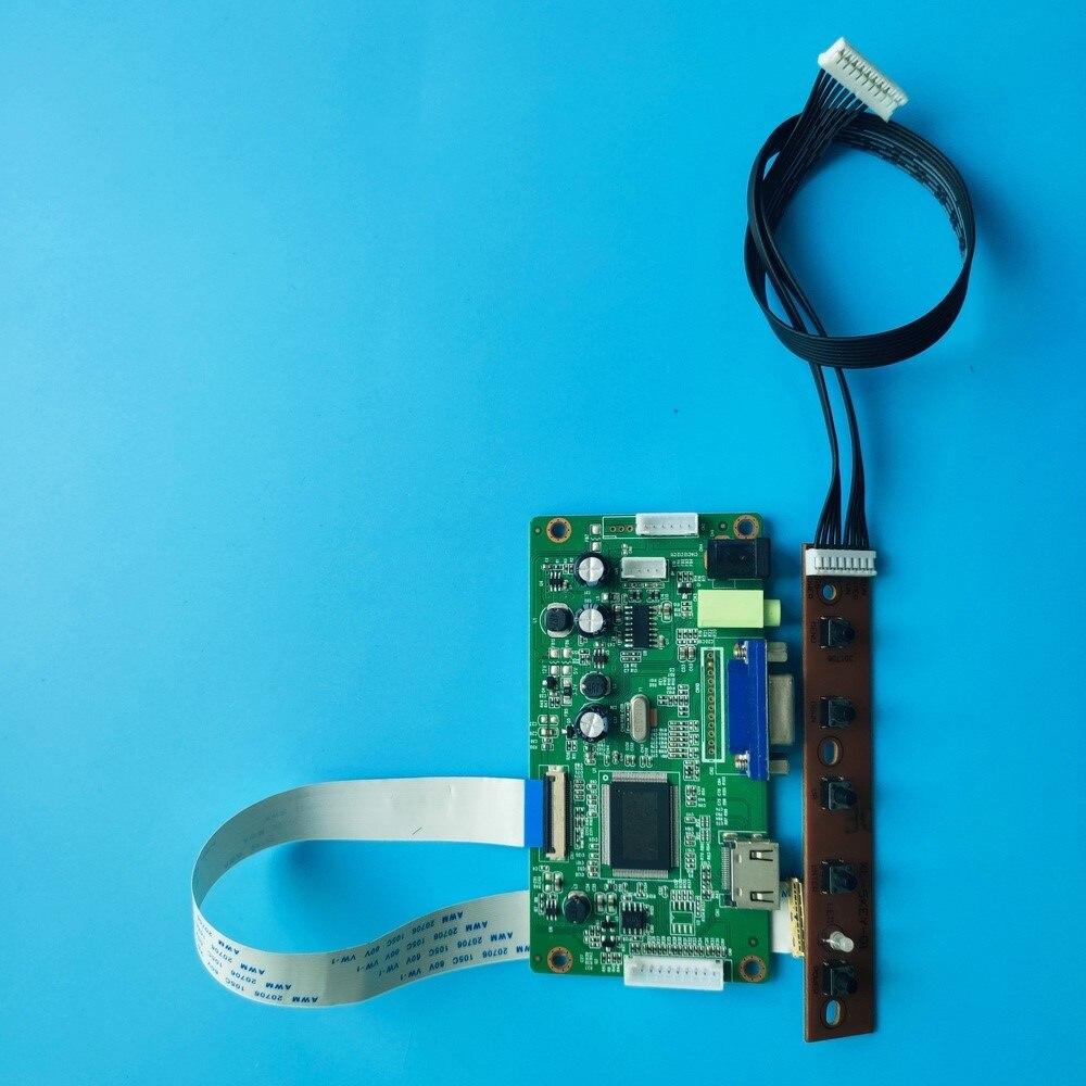 ل B156XTN02.6 تحكم مجلس LED EDP عدة VGA 30Pin شاشة عرض LCD 15.6