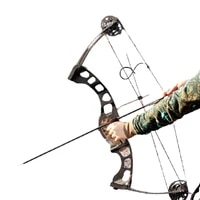 outdoor shooting game 40 60 lb compound bow adjustable pulley bow hunting shooting training bow and arrow accessories