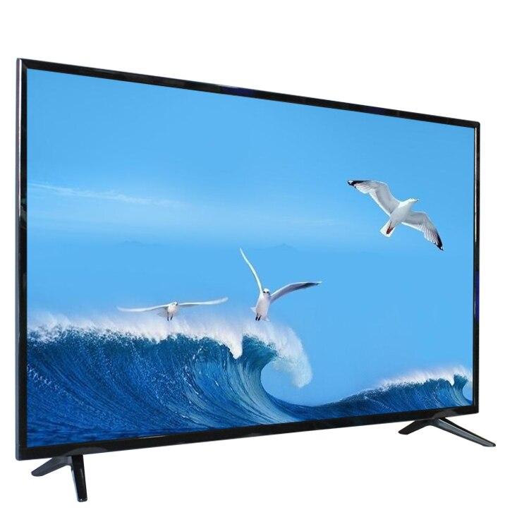 بالجملة الصين رخيصة شاشات مسطحة التلفزيون 32/43/49/55/65 بوصة 4k الذكية أندرويد led التلفزيون
