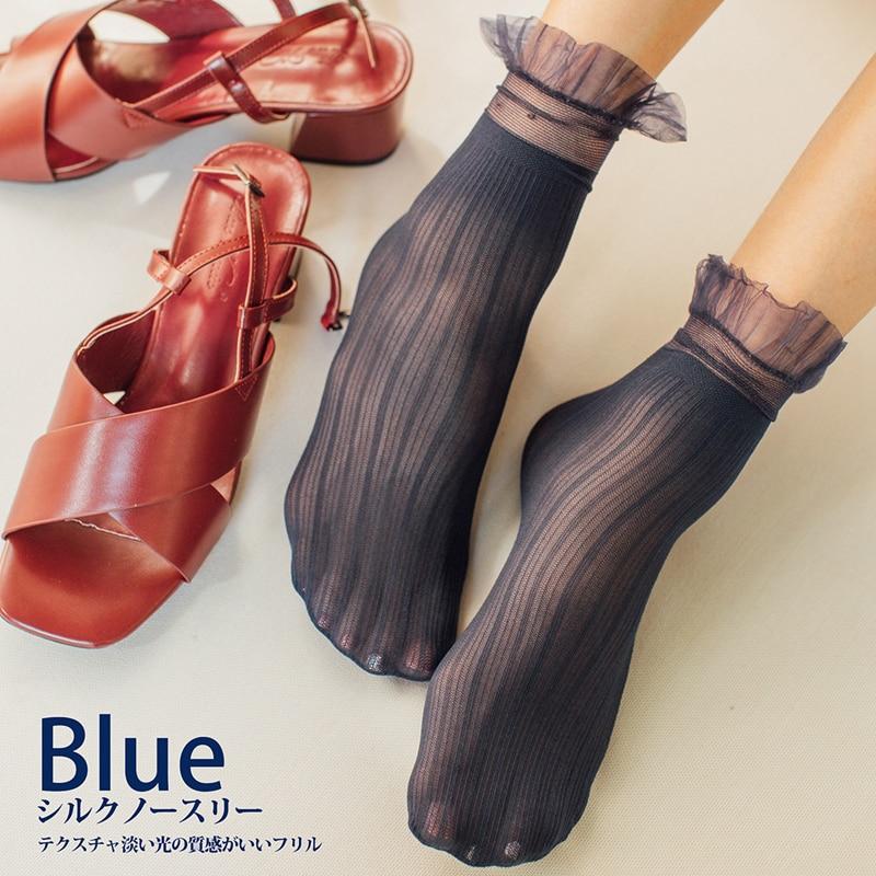 1 пара милых кружевных женских Модных бархатных женских носков с ворсом повседневные трендовые женские кружевные бархатные носки с ворсом