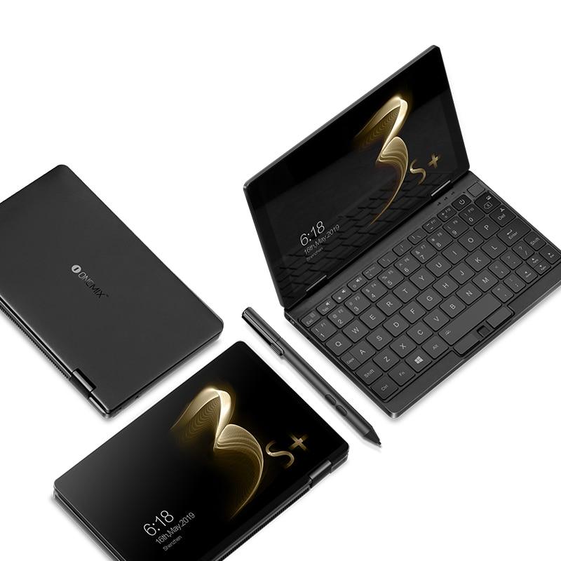 Promo 8.4″IPS Screen One Mix 3S+ Yoga Pocket Laptop Intel Core i3-8100Y 8G 256G Dual Band WIFI Type C Backlit Fingerprint Bluetooth4