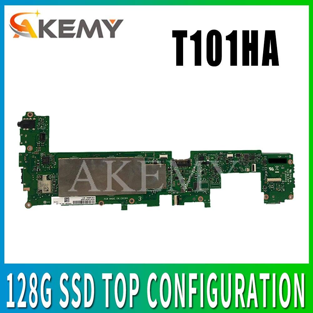 Akemy T101HA ل For for ASUS محول كتاب T101HA T101H T101 Laotop اللوحة T101HA اللوحة ث/2G RAM 128G SSD