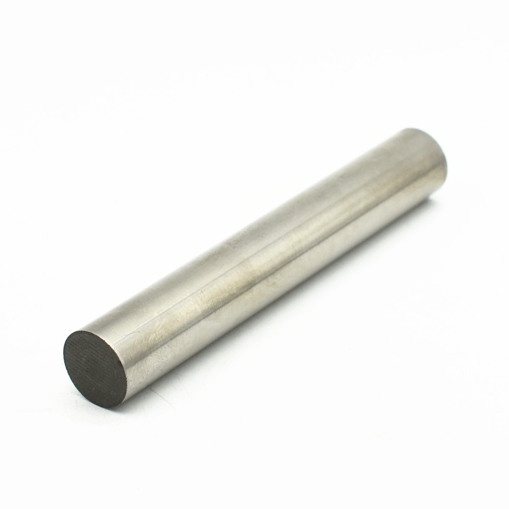 Tungsten Bar W 99.95% Pure Hard Metal Rod Electrode Wear-resistant Wolfram Engraving Steel Bar for Molds and Instruments недорого