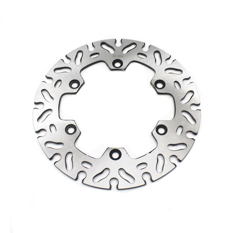 Rotor de disco de freno trasero de acero inoxidable de 220MM para motocicleta Yamaha TTR250 DT200 230 WR200