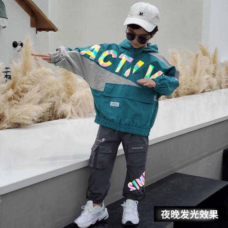 2021 комплектов, новая весенняя одежда для мальчиков, ветрозащитная куртка, куртка cuhk, оптовая продажа, детская одежда, куртка с капюшоном