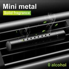 Ambientador de coche olor en el coche estilo perfume de rejilla de ventilación perfume aromatizante para accesorios de Interior de coche ambientador de aire para niña