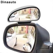 Rétroviseurs de révision latéraux réglables   Rétroviseur de voiture à Angle large, miroirs auxiliaires de stationnement