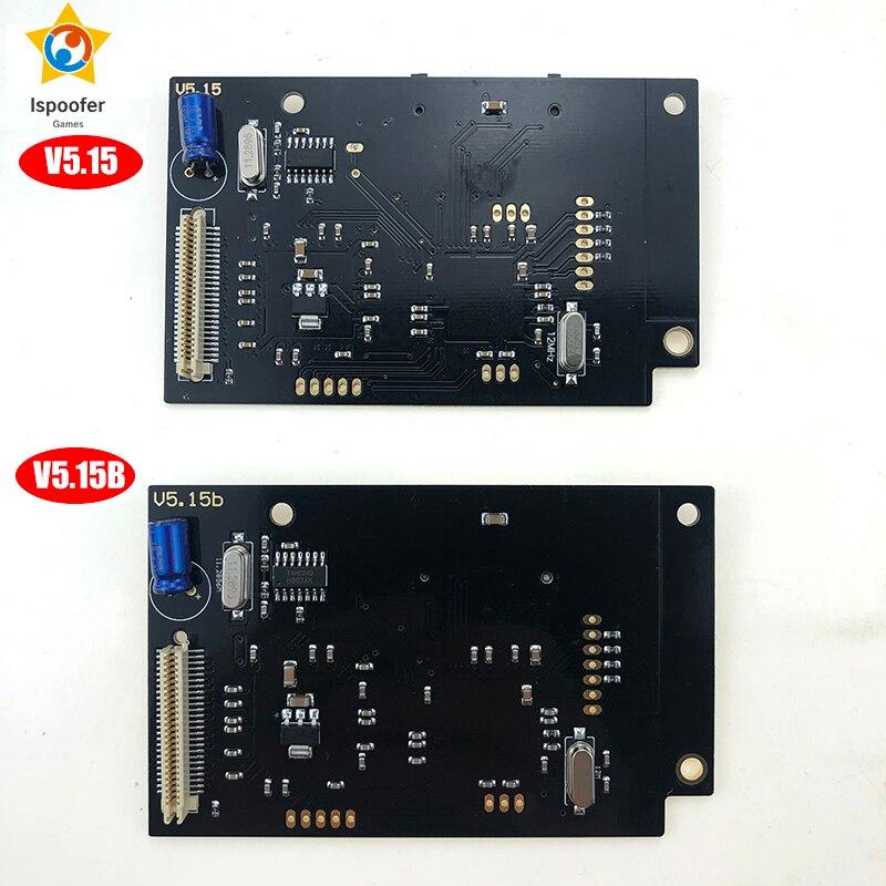 Placa de unidade óptica para gdi cdi dreamcast, reparo para dc sega dream, jogo de fundição, segunda geração 5.15b para novo gdemu