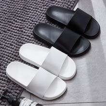 Fashion Summer Slides Women Slippers Non-Slip  Flip Flops Eva Outdoor Beach Sandals Men Ladies Coupl