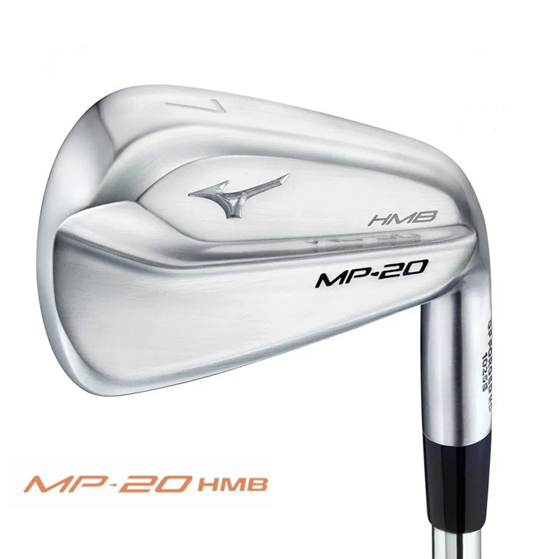 New Golf Clubs MP20 HMB Men's Golf Club Irons MP-20 HMB Golf Club Set 3-9P 8 pieces golf clubs with ball head protection cover