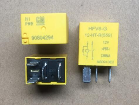 Relés para coches 90804294 HFV6G AS0910E2, para VERANO, LOVA Cruze