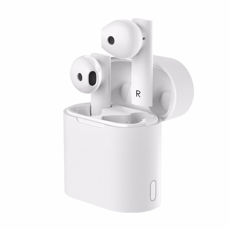 Bluetooth 5,0 auriculares TWS inalámbricos auriculares mic deportes Mini auriculares para Android iPhone con funda de carga para Xiaomi Huawei