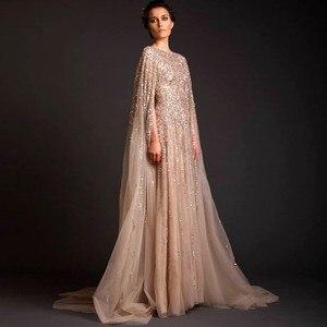 Ливанское вечернее платье, Длинные вечерние платья с бусинами, длинные платья для выпускного вечера из Саудовской Аравии, абайя, Дубай, кафтан, Марокканское платье