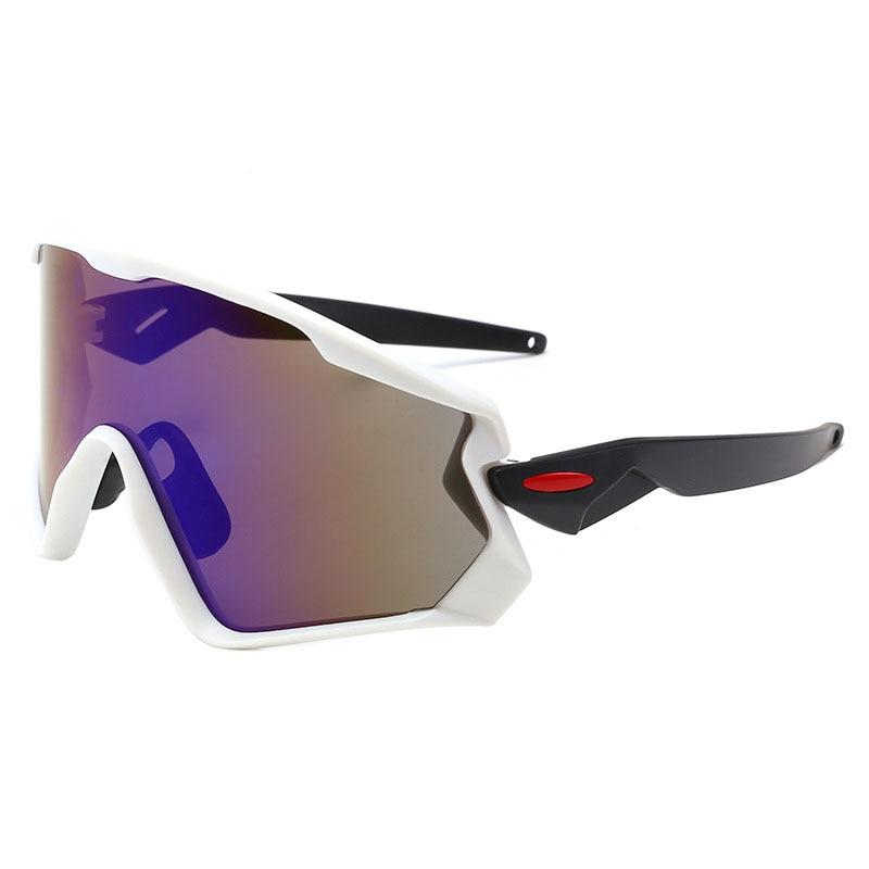 Oversize Drive Shades Men Sports Sunglasses Fashion Women Sun Glasses Windproof Breathable Oculos Br