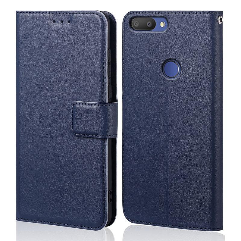 Case for Alcatel 1S 2019 case Flip PU Leather Phone Card Holder Stand Alcatel 1S 5024D Case Telefon