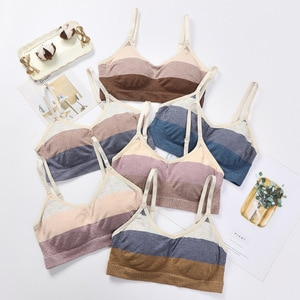2020 New Style Shea Butter Skin-Moistening 5g Underwear Tube Top GIRL'S Cotton Camisole Backless Wrap-Around