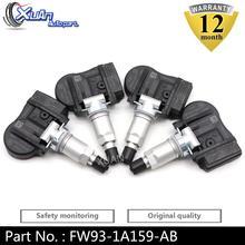 XUAN TPMS-capteur de pression   Pneu, 433MHz, pour Ford s-max Galaxy Mondeo Mazda