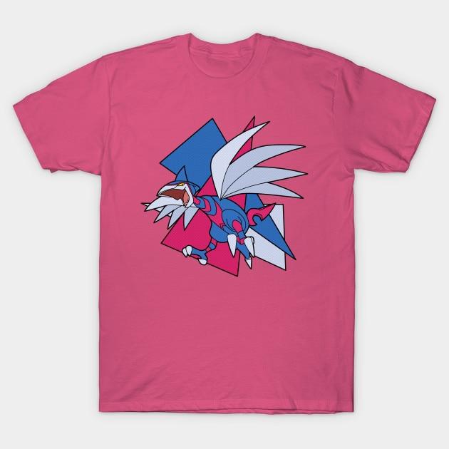 Camiseta Hombre Skarmory x Arcángel camiseta mujer camiseta