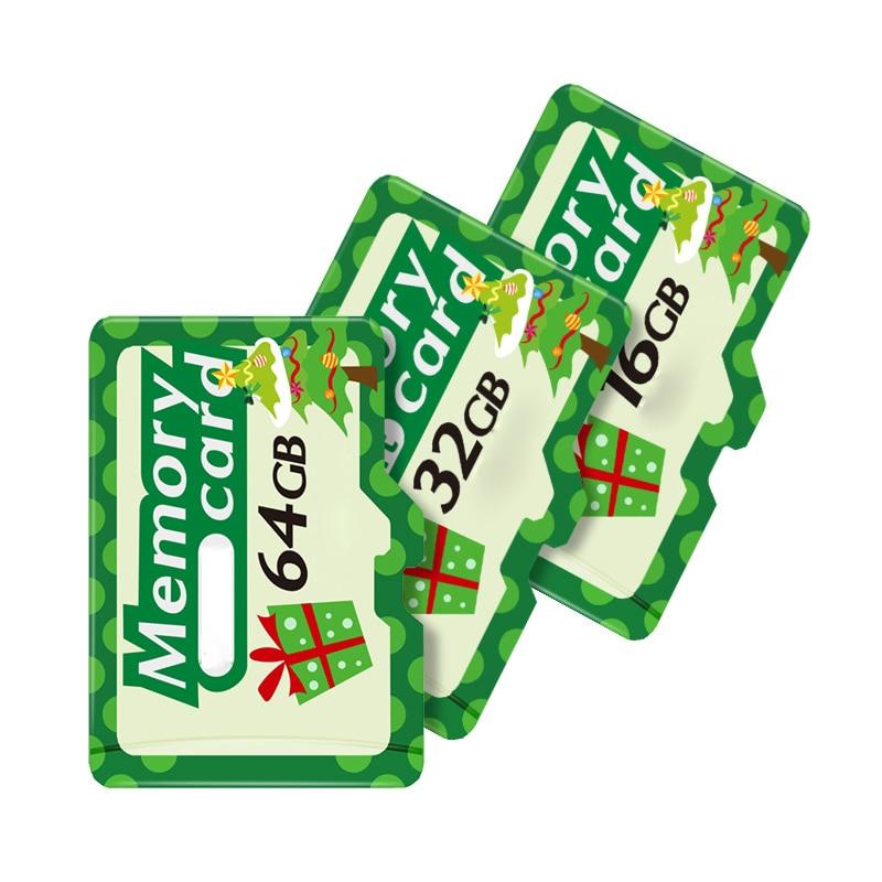 Cute TF Card 128GB 256GB 512GB 8GB 16GB Memory Card 32GB 64GB Mobile Phone For Micro SD Card For Christmas Gift