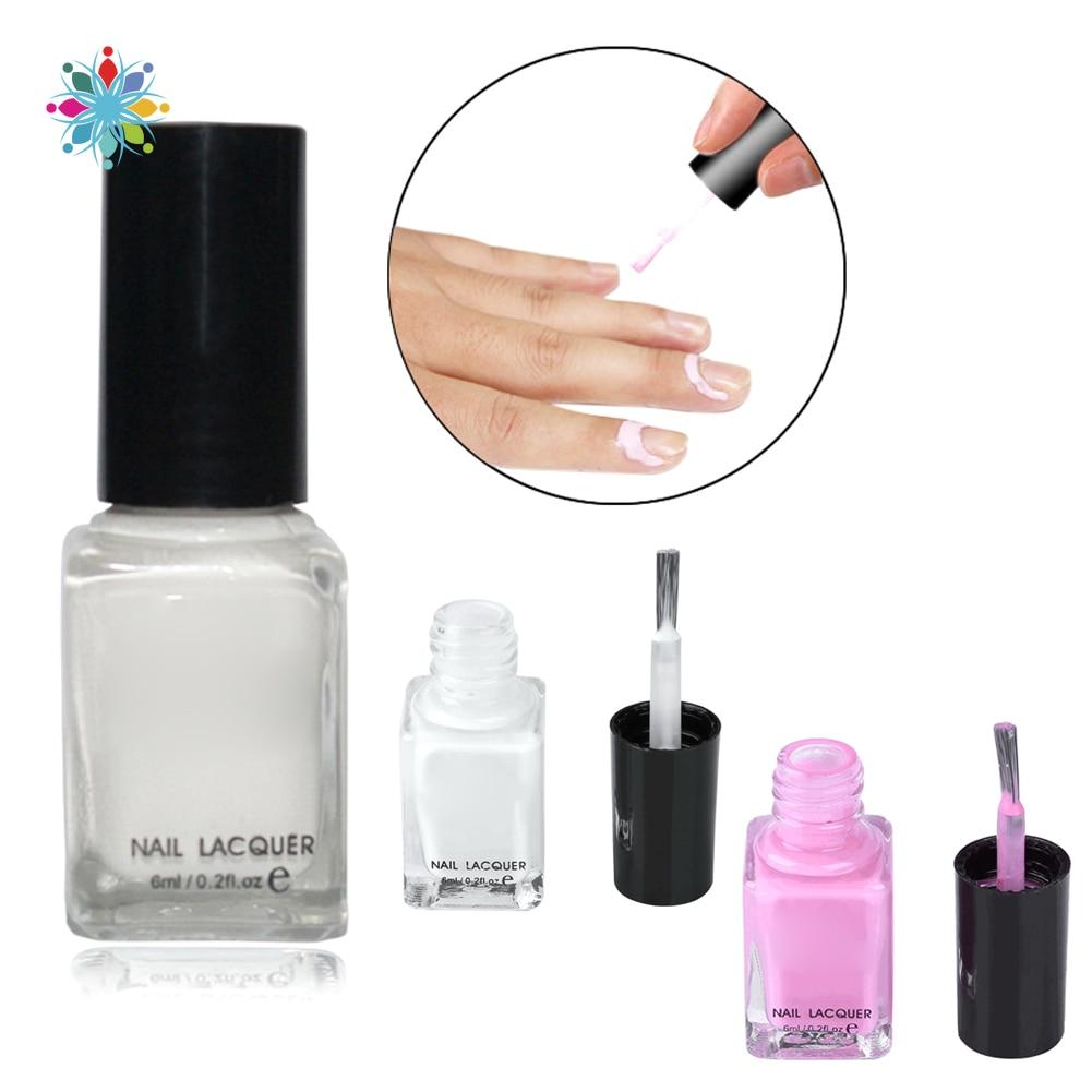 1 botella fácil de despegar decoración de uñas con pegamento cinta de látex líquida protectora Dedo de esmalte de uñas Gel protector de piel pegamento de borde de la uña