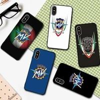 mv agusta phone case for iphone 6 6s 7 8 plus x xs xr xsmax 11 12 pro promax 12mini