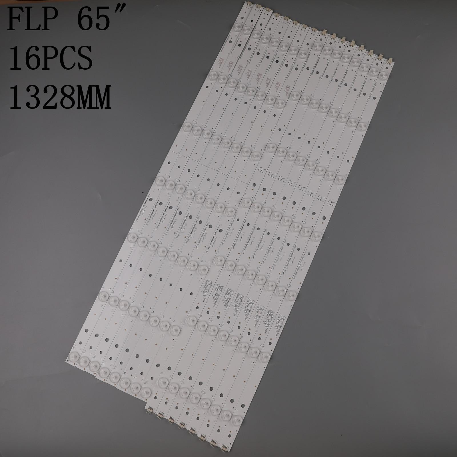 LED الخلفية قطاع ل فيليبس 65