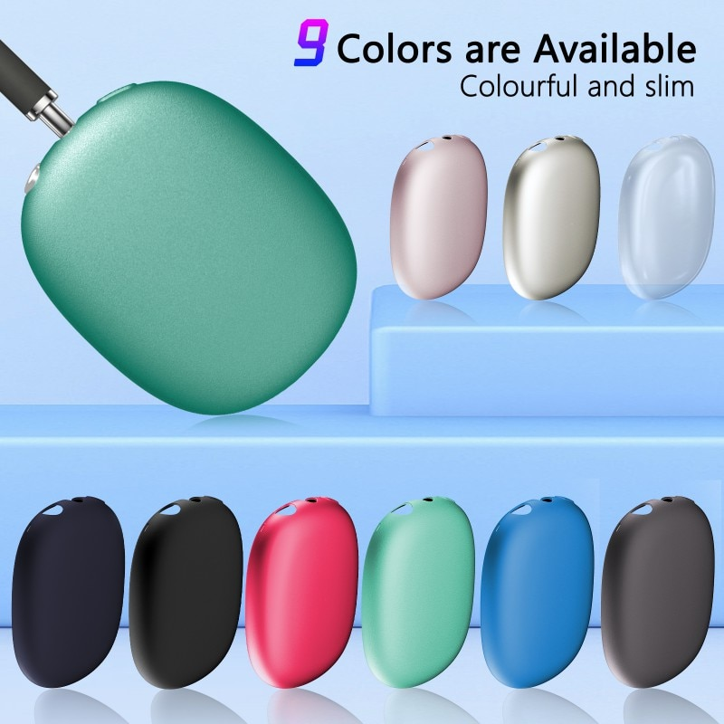 Protective Shell AirPods Case Max Shock And Drop Protection Frame Full Cover enlarge
