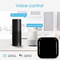 Tuya     telecommande WiFi IR pour climatiseur TV  controleur universel infrarouge pour maison intelligente pour Alexa Google Hub commande vocale