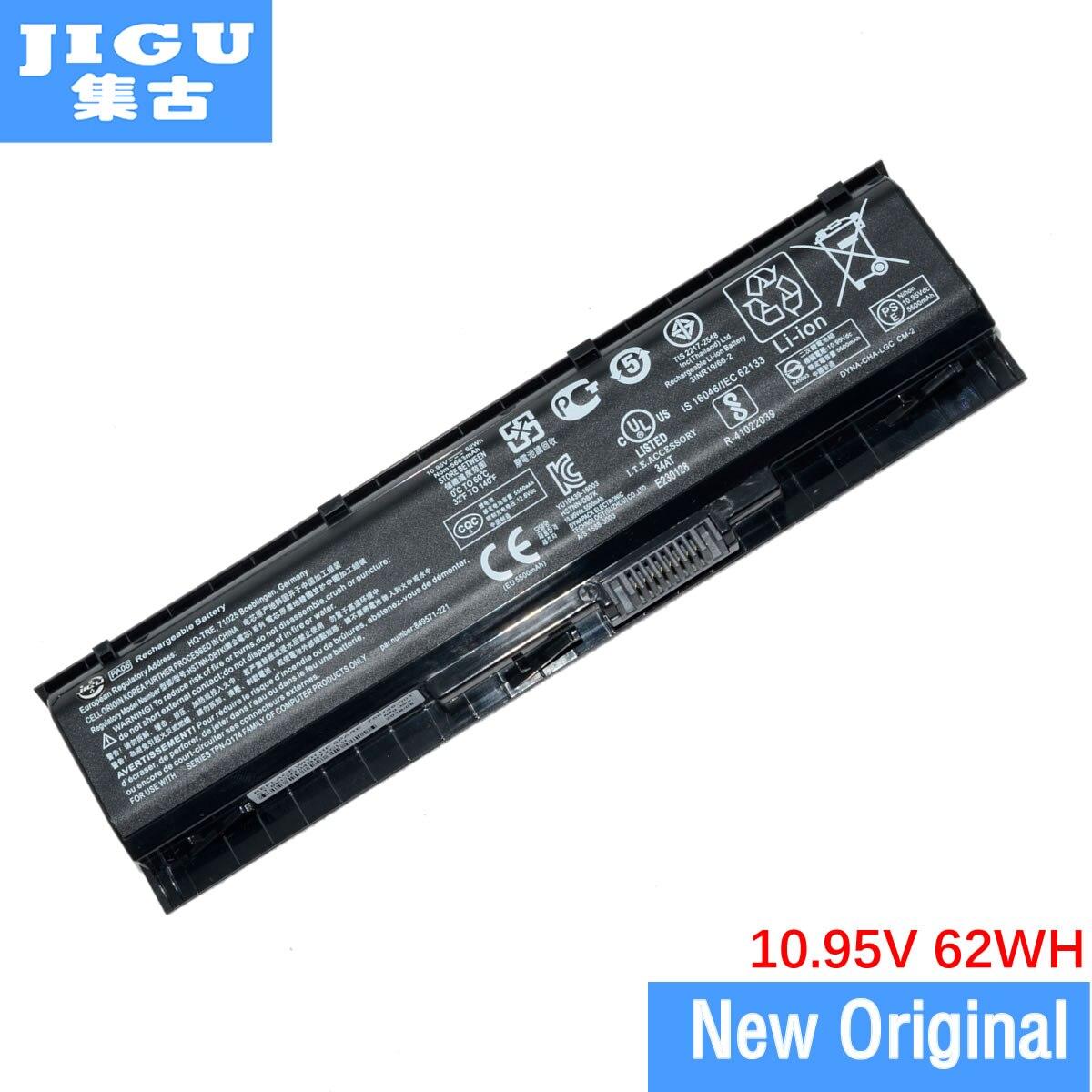 JIGU 10.95V 62WH 849911-850 HSTNN-DB7K PA06 PA06062 الأصلي جديد بطارية كمبيوتر محمول لإتش بي جناح 17 17-ab000 17t-ab000