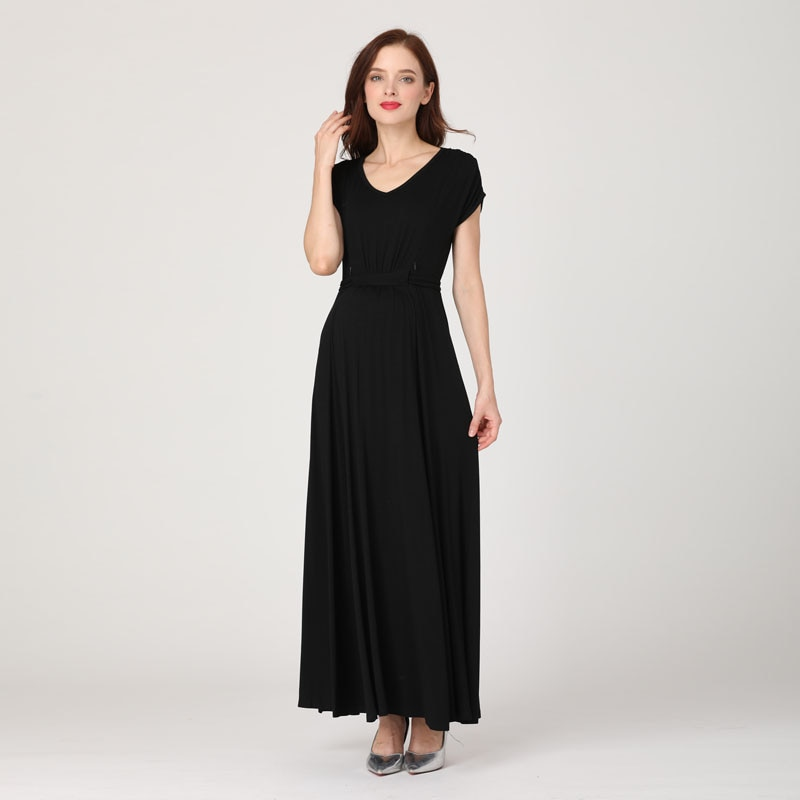 Emotion Moms Fashion long Maternity Clothes Lactancia Dresses Breastfeeding Dress Women Pregnant Evening Dress enlarge