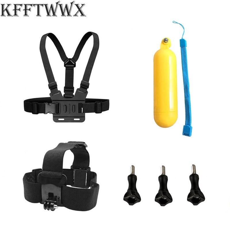 KFFTWWX اكسسوارات عدة ل Gopro بطل 10 9 8 7 6 أسود حري حزام ل 5 4 3 4 جلسة يي 4K SJCAM EKEN AKASO DBPOWER Vantop