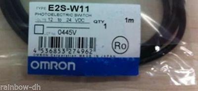 Nuevos Omron E2S-W11 12-24 VDC # exp