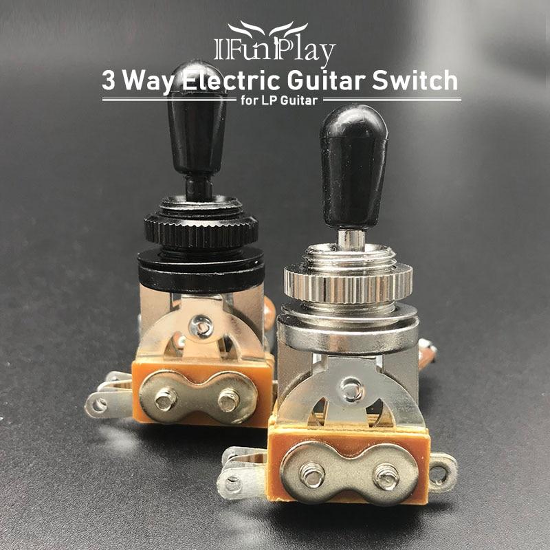 3 способа выбора гитарных переключателей для пикапа, запчасти для пикапов, аксессуары для гитар с управлением