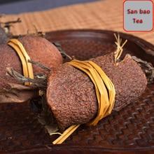 Xinhui authentic Chen Pi Fuding White Tea Gongmei Grass Straw Sanbao Tea in bulk