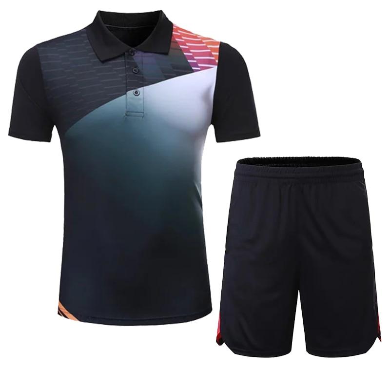2020 New Table Tennis Shirt shorts clothing Women / Men,Table Tennis Jersey Pingpong shirt shorts suits, badminton wear sets