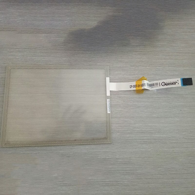 8 بوصة 5 خط GP-080F-5H-NB01B شاشة تعمل باللمس مقاوم