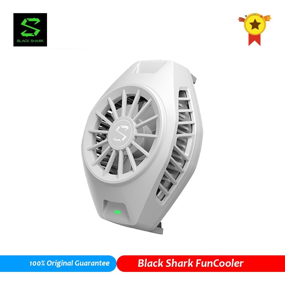 Black Shark 2 3 Pro Phone Fun Cooler Back Clip Radiating Gaming Mobile Phone Cooler Cooling Fan For Xiaomi iPhone Huawei