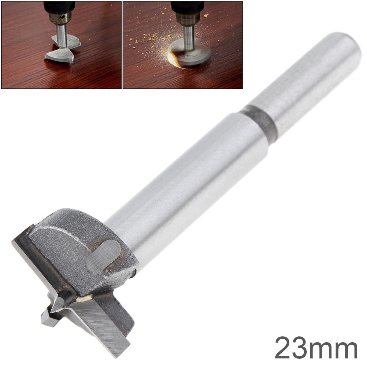 23 мм вольфрамовые стальные сверла из твердого сплава для деревообработки для сверления на гипсокартоне/пластиковой доске/деревянной доске