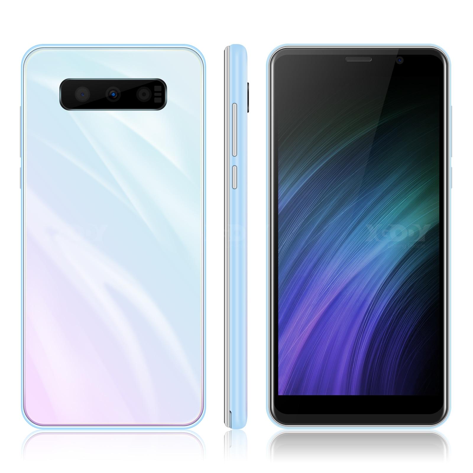 Xgody 3g smartphone 2 gb ram 16 gb rom 5.5 189 tela cheia mt6580 quad core celular duplo sim 5mp 2500 mah s10 celular