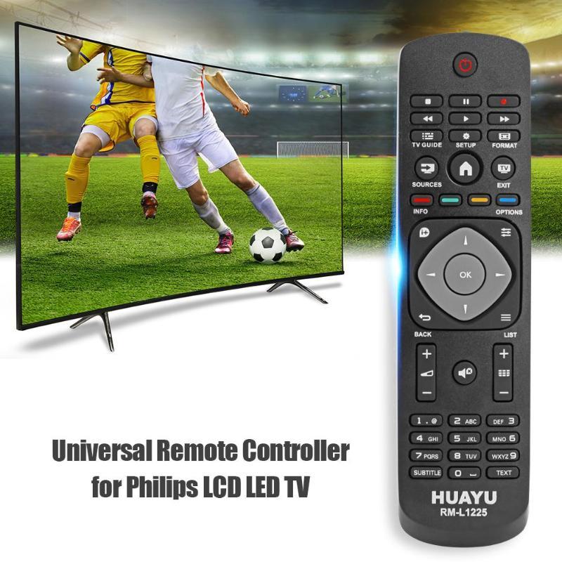 RM-L1225 TV LCD Controle Remoto da TV Inteligente Controlador para Philips LCD TV 2422 5490 01833,2422 5490 01834,2422 5490 RC242254990274