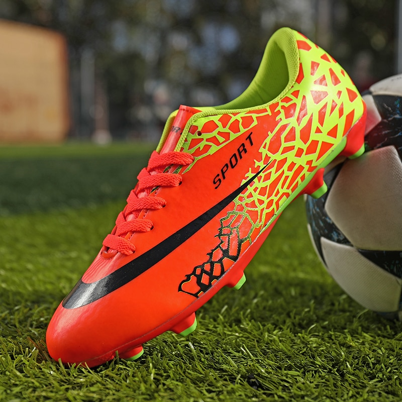 Soccer Boots Indoor Turf Futsal Sneakers TF & Long Spikes Men Shoes Cleats Original Football Sports for Women