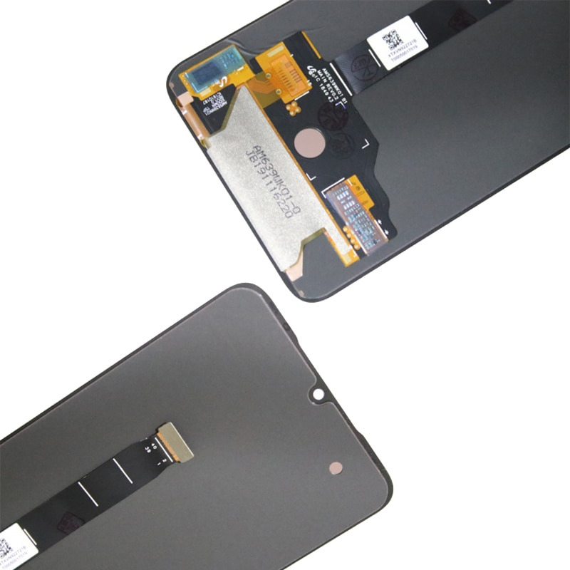 Original 6.39'' AMOLED LCD with frame for XIAOMI Mi 9 Mi9 Display Touch Screen Digitizer Assembly Repair Parts enlarge