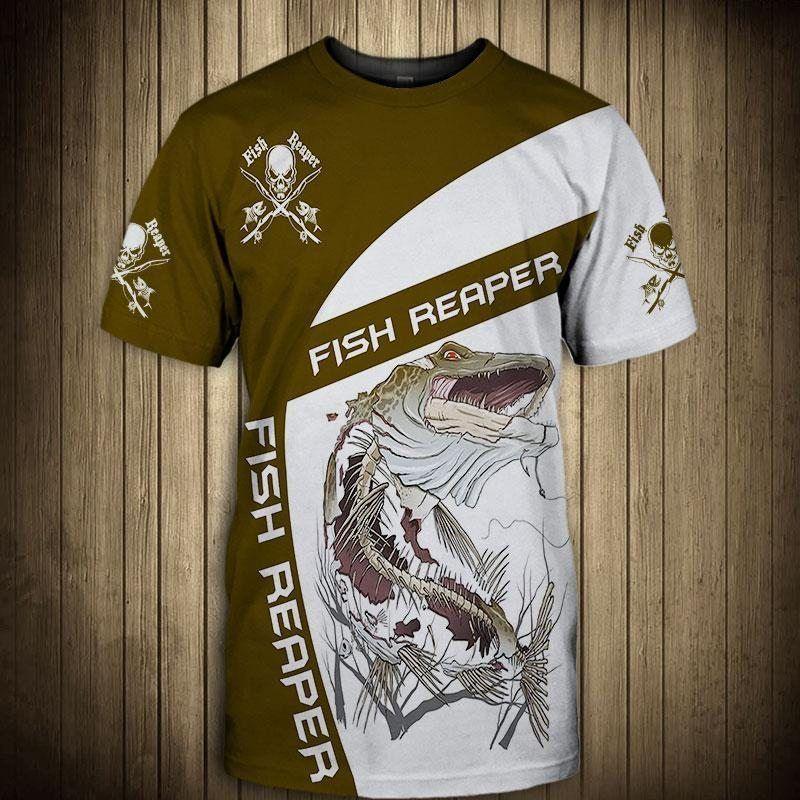 2020 New Fashion Men hoodies 3D Print t shirt New carp Fashion Animal Fishing Art t shirt tees shorts sleeve Apparel Unisex -6